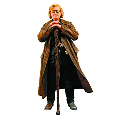 HARRY POTTER NECA and the Half Blood Prince 7 Inch Action Figure Mad Eye Moody