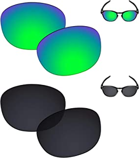 Replacement Lenses for Oakley Latch OO9265 Sunglasses - Multiple Choices