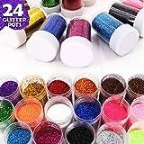 Epoxy Resin Dye-Mica Powder-15 Natural Powder Pigments-Soap Dye-Hand Soap Making Supplies-Eyeshadow and Lips Makeup Dye -Slime Pigment-Bath Bomb Colorant-Nail Art-DIY Slime-Adhesive Pigments