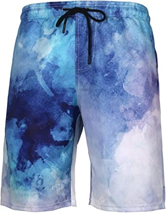 ab10590f4a ALIKEEY 2019 ÉTé Swim Trunks 3D Print Graphic Casual Pantalon Court De Plage  AthléTique Homme Shorts