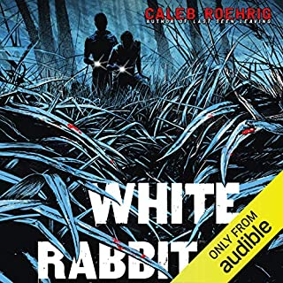 White Rabbit audiobook cover art