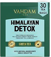 Green Tea Leaves from Himalayas with Stevia 30 Tea Bags SUPERFOODS Blend – Green Tea Stevia Turmeric Shatavari Cardamom Ashwagandha 100 Natural Detox Cleanse Tea Energy Booster Estimated Price : £ 9,99