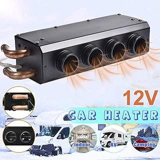 24V 3 5KW Monitor LCD Interruptor del Calentador de estacionamiento Controlador del Dispositivo de calefacci/ón del Coche Universal para el Calentador de Aire de la Pista del Coche Zinniaya 12V