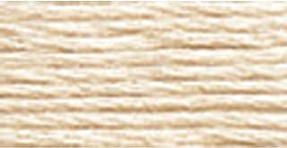 DMC 116 8-Ecru Pearl Cotton Thread Balls, Ecru, Size 8