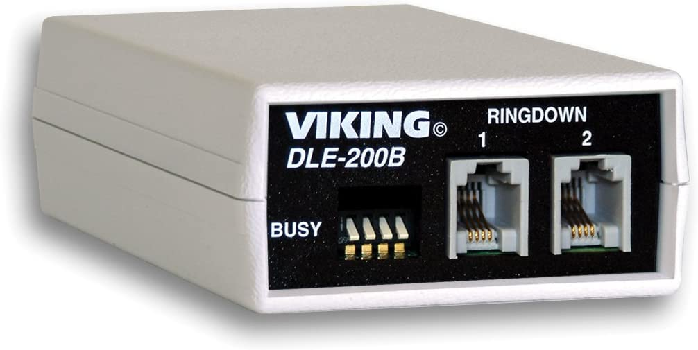 Viking DLE-200B Two-Way Line Simulator