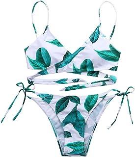 8ec0370c89a2 Rawdah Bikini Imbottito Donna Intero Sexy Costume da Bagno calzedonia  Spingere Verso l'Alto Reggiseno