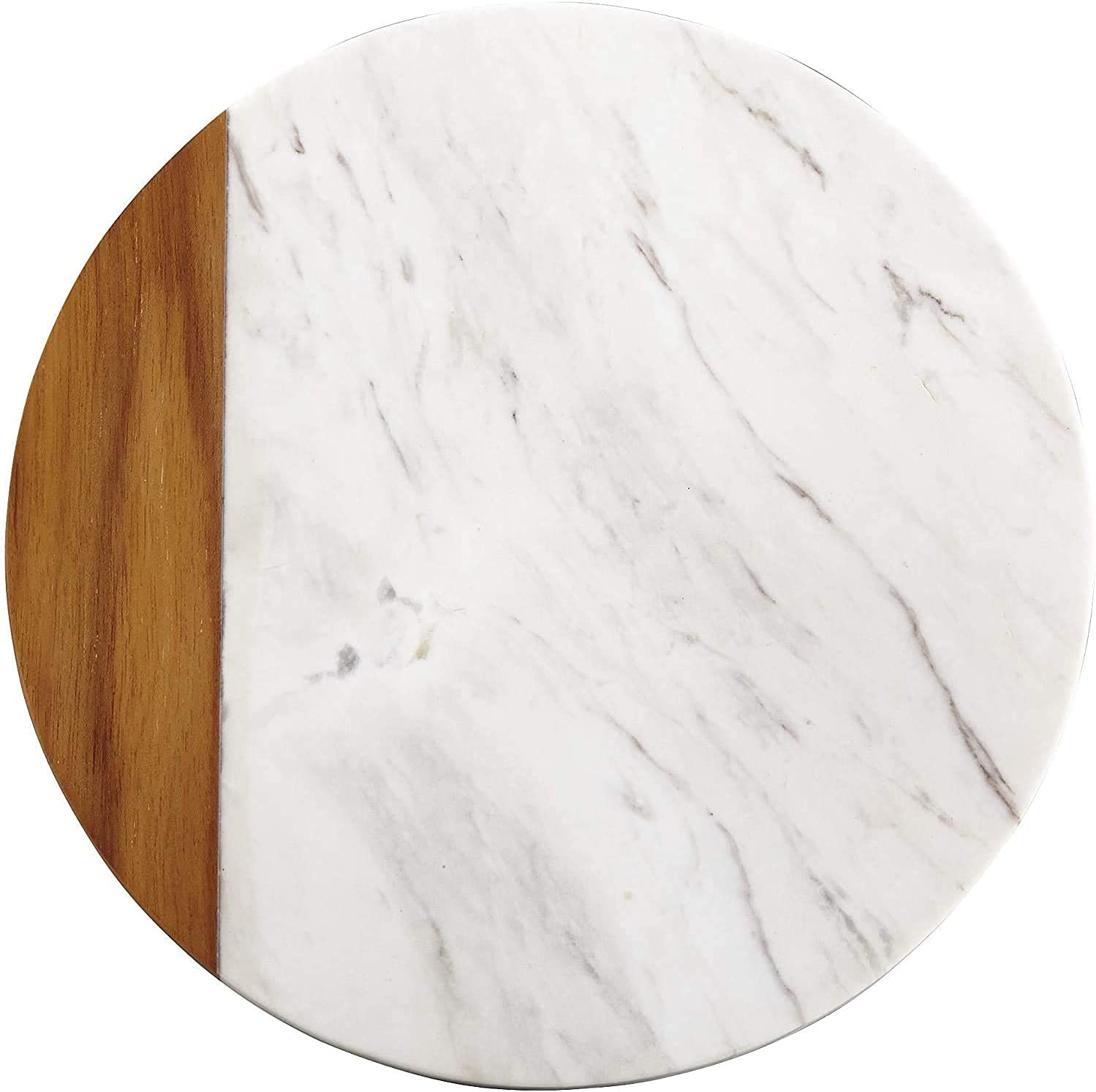 Marble White Cheese Daily bargain sale Cutting Charcuterie Ranking integrated 1st place Board