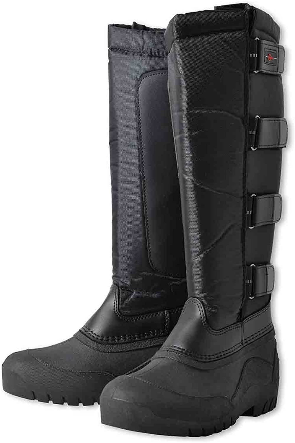 Covalliero Classic Black Thermal Riding Boots