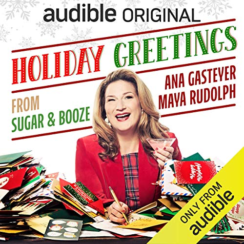 Holiday Greetings from Sugar and Booze cover art