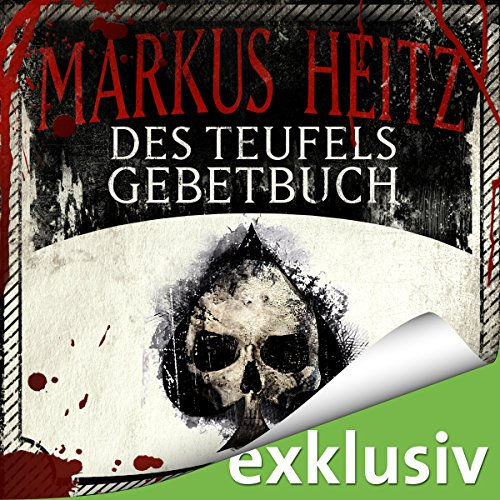 Des Teufels Gebetbuch audiobook cover art