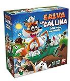 MACDUE Salva La Gallina Gioco Classico Bambino da Tavolo Giocattolo 149, Multicolore, 8001...