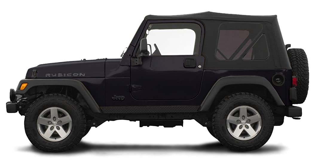 Amazon Com 2005 Jeep Wrangler Rubicon Reviews Images And Specs Vehicles
