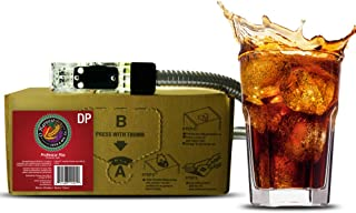 Bar Beverages Professor Fizz Craft Soda - Compare to Dr. Pepper (3 Gallon Bag-in-Box Syrup Concentrate) - Box Pours 18 Gallons - Use with Bar Gun, Soda Fountain or SodaStream