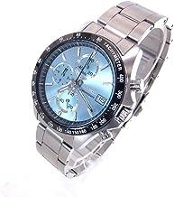 (セイコー)SEIKO SBTR029 セイコーセレクション クロノグラフ 腕時計 129.3g ステンレス メンズ 中古