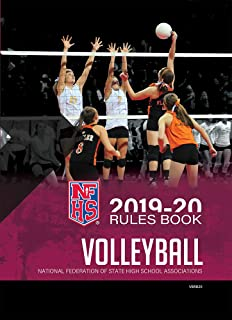 nfhs volleyball rule book