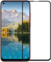 Huawei Nova 4 6.4inch 3D Curved Full Screen Coverage, Premium Tempered Glass Screen Protector For Nova 4 With Black Frame