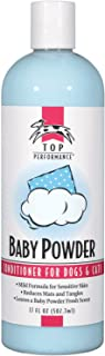 Top Performance Baby Powder Pet Conditioner, 17-Ounce