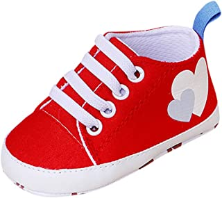 Biblical Baby Cartoon Girls Boys Prewalker Casual Flats Shoes with Soft Soles