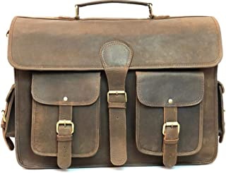 womens leather briefcase satchel