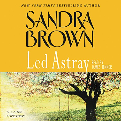 Led Astray Audiobook By Sandra Brown cover art