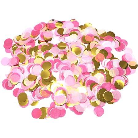 birthday party fall colored confetti orange 1 ounce hand cut confetti apricot table decor team buttercup