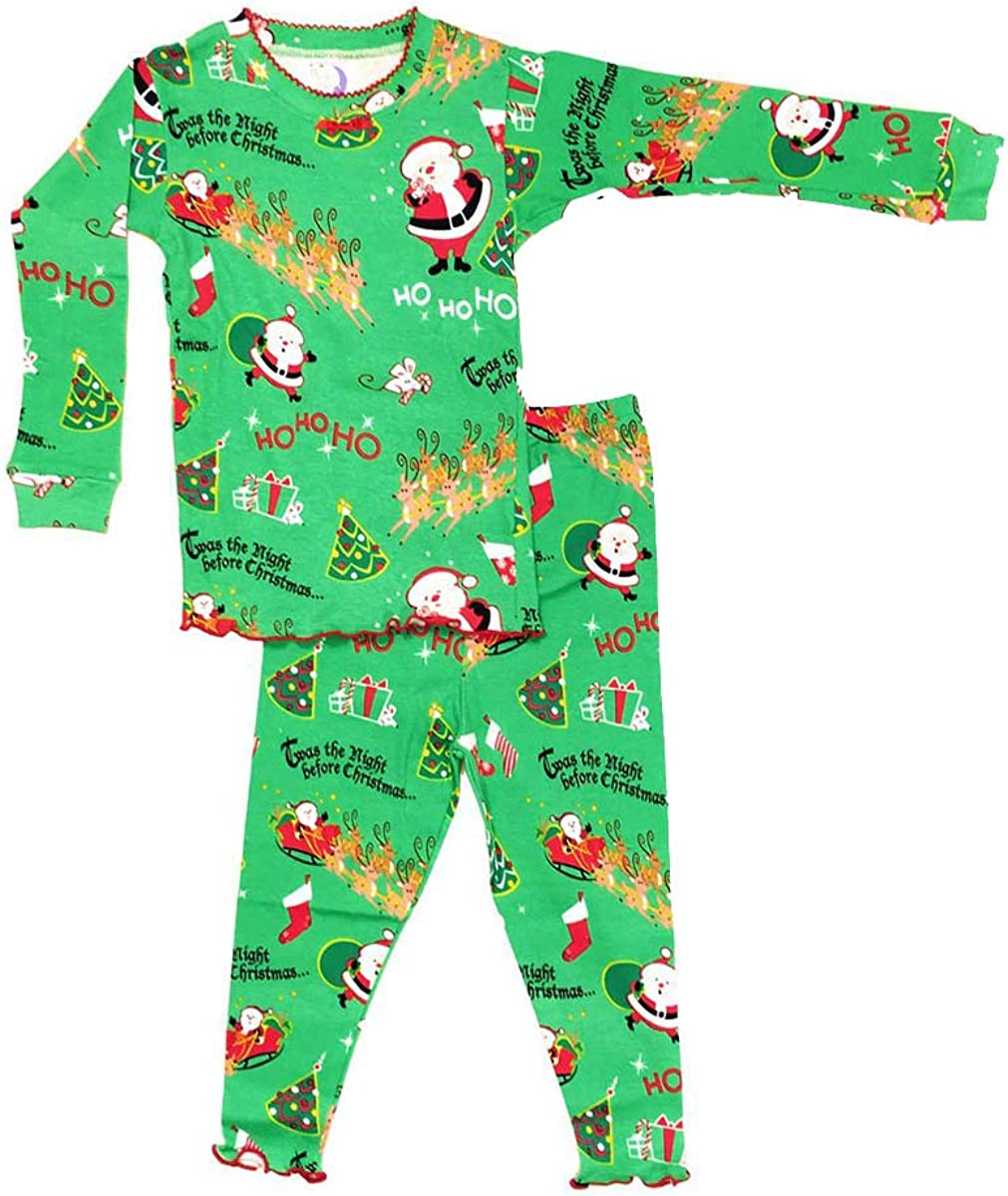 Books to 休日 Bed Boys Girls Pajamas 入荷予定 - Before Christm Night The T'Was