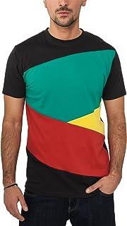 Urban Classics Men's Bekleidung Zig Zag Tee T-Shirt