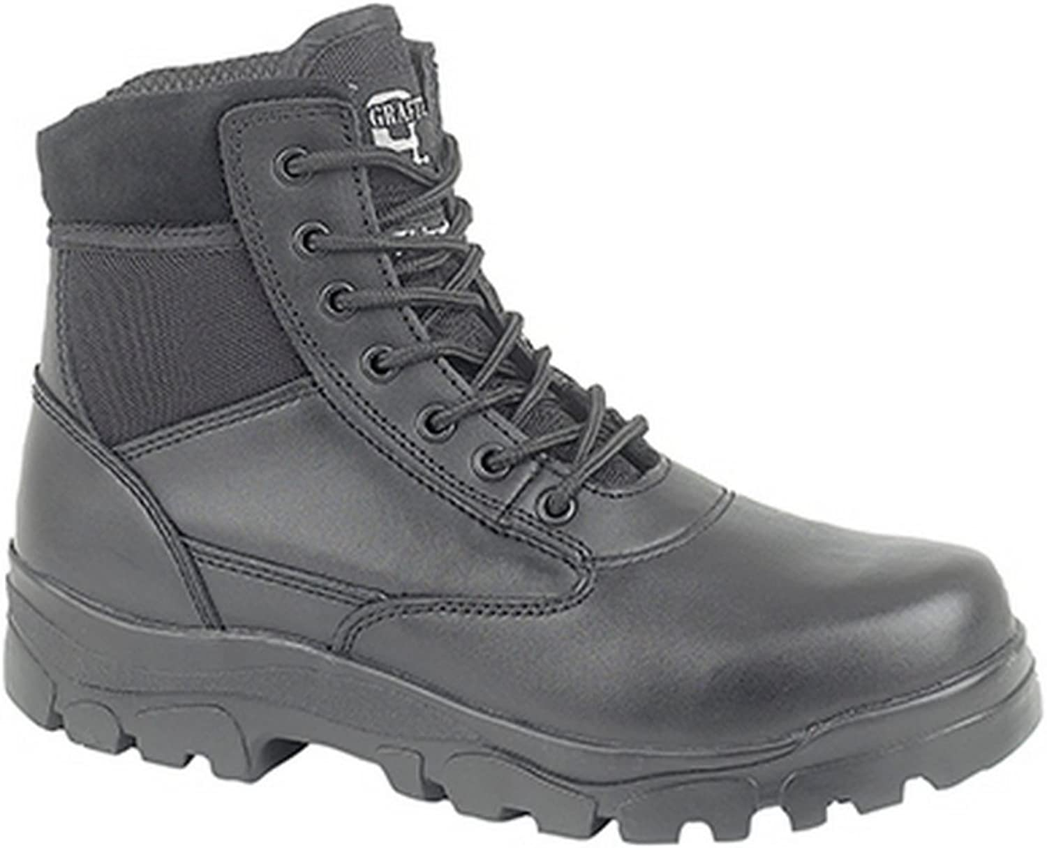 Grafters Sherman Combat Type Safety Boot Size 07