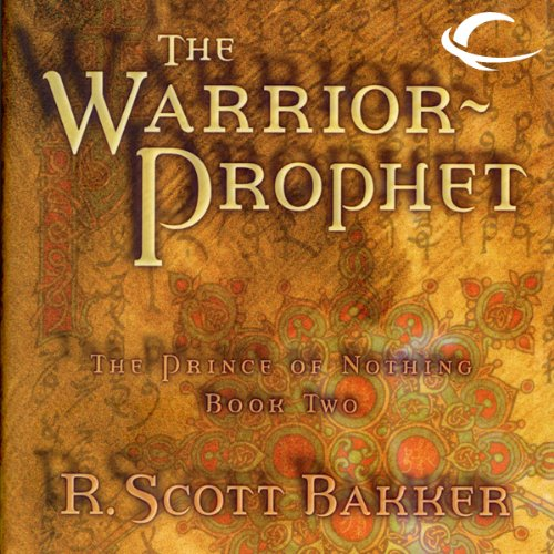 The Warrior-Prophet audiobook cover art