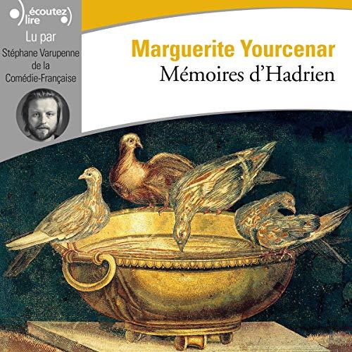 Couverture de Mémoires d'Hadrien