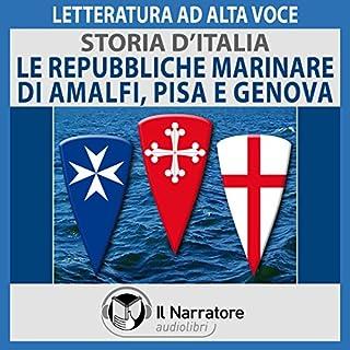 Le Repubbliche marinare di Amalfi, Pisa e Genova copertina
