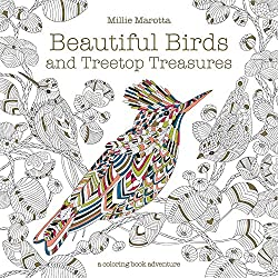 Millie Marotta Coloring Books Calendars And Postcards For Adult