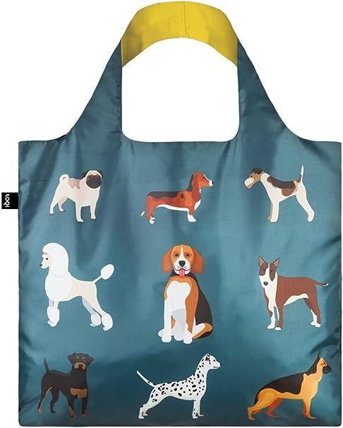 Lhasa Apso Doggie bag Choice of Colour Cotton Shopping Bag