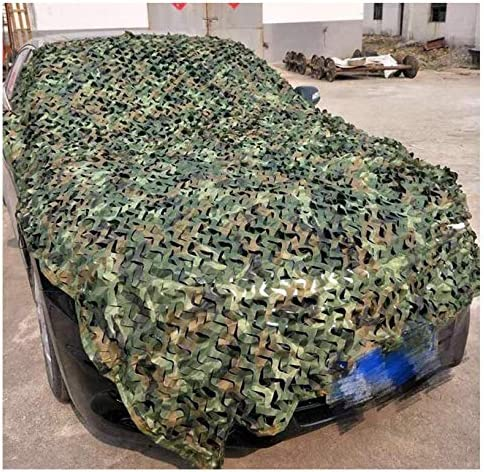 Super sale period 5% OFF limited YANGUANG Woodland Camo Netting , Camouflage Net