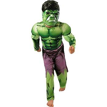 Hulk - Disfraz de niño, talla S (3-4 años) (RubieS Spain 889213-S ...