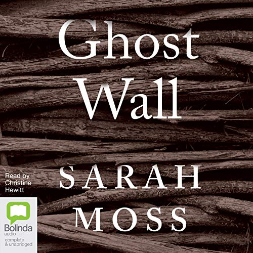 Ghost Wall audiobook cover art