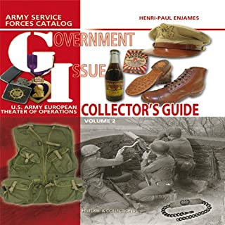 GI Collector's Guide, Vol. 2: U.S. Army European Theater of Operations