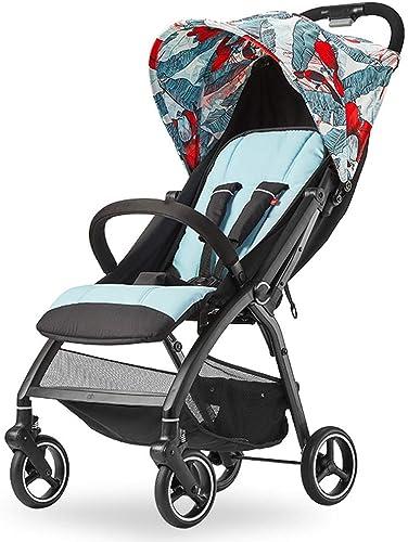 tienda de venta en línea JKL El cochecito se puede sentar en la la la rueda delantera reclinada Amortiguador y se pliega ligeramente en el plano, adecuado para Niños de 0 a 3 años (Color   C)  venta caliente en línea