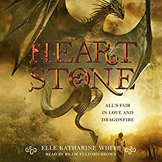Heartstone audiobook cover art