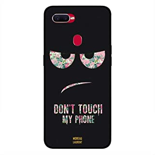 Oppo F9 Pro Case Cover Dont Touch My Phone