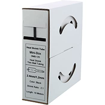 Schrumpfschlauch wärmeschrumpfschlauch 3,2mm schrumpftemperatur: 125 ° 1 metros