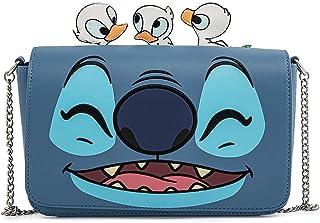 Loungefly Disney Lilo and Stitch Duckies Crossbody Bag