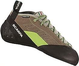 Scarpa Men's Maestro Mid Climbing Shoes & E-Tip Glove Bundle
