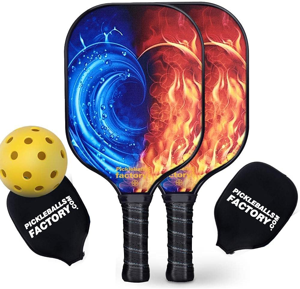 Pickleball online Max 41% OFF shop Paddles Paddle Love Set Heart