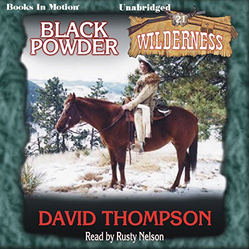 Black Powder audiobook cover art