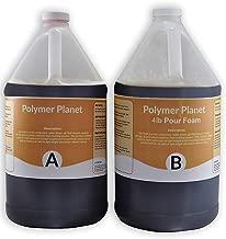 Liquid Urethane Closed Cell Rigid Pour Foam 4 Lb Density - 1 Gallon Kit Total