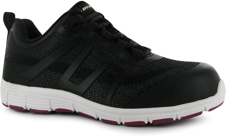 Dunlop Maine Sicherheitsschuhe Sicherheitsschuhe Damen Schwarz Fuscia Schuhe Schuhe  Online-Verkauf sparen Sie 70%