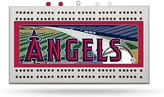 Los Angeles Anaheim Angels MLB Baseball Cribbage Board
