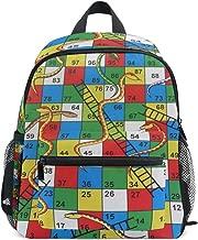 Kids Backpack Snake_Ladder-700X700(1) Girls School Bag Multipurpose Daypacks Backpacks