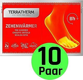 Calienta pies adhesivos- 10 Pares , calcetines con calefacci